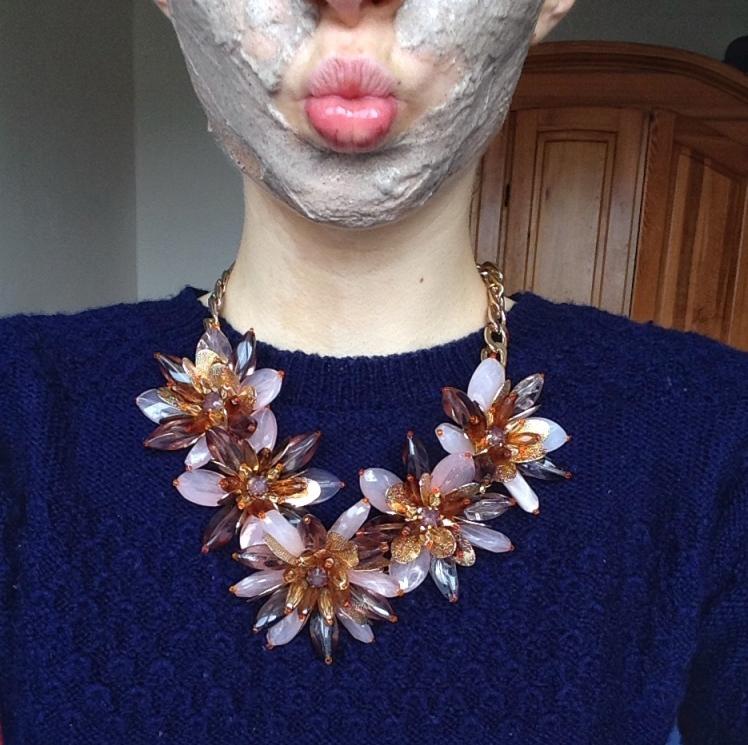 Masque purifiant et apaisant peau sensible