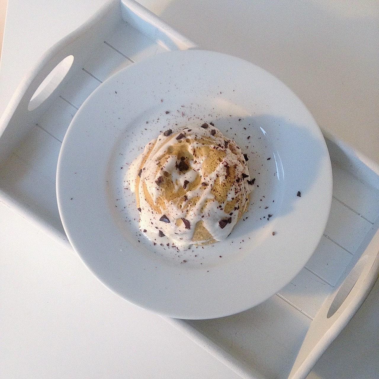 Bowlcake stracciatella