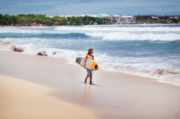 Surf - Continuer à faire du sport tout l'été !